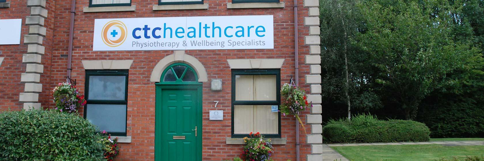 Crewe Ctchealthcare